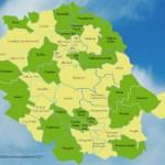 Cantonales 2011 dans le Tarn : les cantons renouvelables