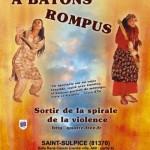 Saint Sulpice : A bâtons rompus