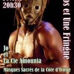 Albi : Masques Sacrés de Côte d'Ivoire