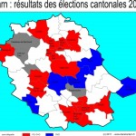 Cantonales 2011 dans le Tarn : les rsultats complets du second tour