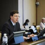 Réélection de Thierry Carcenac à la présidence du Conseil Général du Tarn