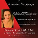 Labastide-Saint-Georges : Concert lyrique