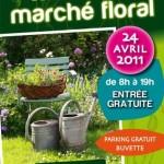 Lisle-sur-Tarn : Marché floral des Arpents Verts
