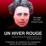 Saint-Paul-Cap-de-Joux : Film «un hiver rouge» et soupe populaire