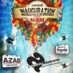 Lavaur : Inauguration de L'Abracadabrante