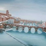 Albi : Exposition de peintures Michel Garibal