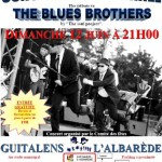 Guitalens-Lalbarède : The Tribute To Blues Brothers
