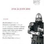 Lagrave : Fête médiévale