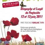 Gaillac : Biocybèle 2011