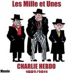 Lisle-sur-Tarn : Les Mille et Unes, Charlie Hebdo 1992/2011