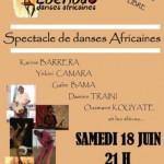 Lavaur : Soirée danse africaine