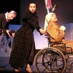 Puylaurens : «le malade imaginaire» d'après Molière