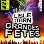 Lisle-sur-Tarn : Grandes Fêtes 2011