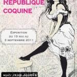 Castres : La IIIe République coquine s'expose au Musée Jean Jaurès