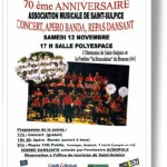 Saint Sulpice : Concert de l&rsquo;harmonie de Saint-Sulpice