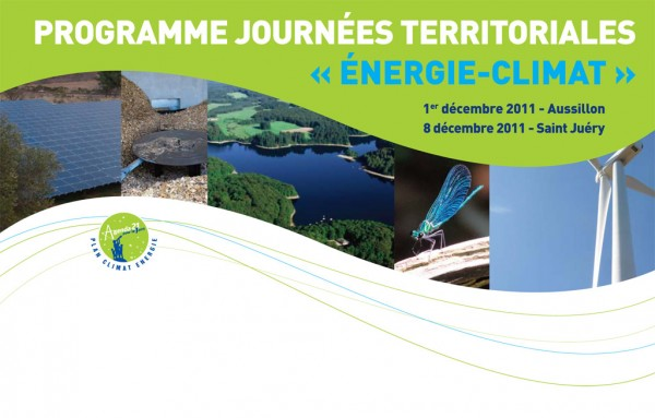 Tarn : Plan Climat Energie Territorial /  CG81