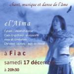 Fiac : El Aïma , Musique, danse et chant de l'âme