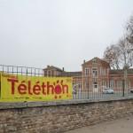 Lisle sur Tarn : inauguration de la Maison des Associations et Télethon 2011
