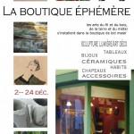 Gaillac : La Boutique Éphémère