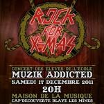 Le Garric : Rock For X-Mas