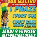 Albi : Soirée Reggae Dub Electro