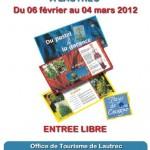 Lautrec : Du Pastel à la Garance, les plantes à couleur