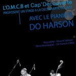 Le Garric : Stage de Jazz avec le pianiste Do Harson