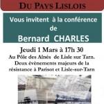 Lisle-sur-Tarn : Résistance dans le Gaillacois