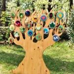 Lisle-sur-Tarn : L'Arbre à Poèmes