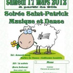 Saint Sulpice : Soirée «Saint-Patrick»