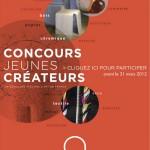 Concours Jeunes Créateurs de la Fondation Ateliers d'Art de France