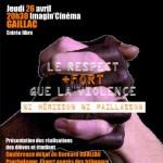 Gaillac : Ciné Débat : Journée prévention citoyenneté