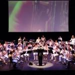 Le Garric : L'orchestre d'Harmonie Junior du Tarn