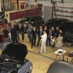 Albi : 300 visiteurs découvrent les formations du Pôle automobile d'albi !