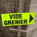 Ambres : Bourse expo vieille moto vide garage