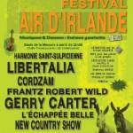 Saint Sulpice : Festival Air d'Irlande 2012