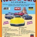Lavaur : Rock N&rsquo;cars 2012