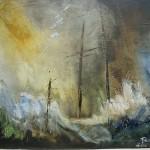 Villefranche-d'Albigeois : Exposition «Peinture vivante»