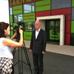 «Silence on tourne», La Communauté de communes Tarn & Dadou tourne un reportage institutionnel