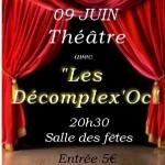 Lisle-sur-Tarn : Les Decomplex'oc