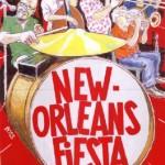Les Estivales de Lavaur 2012 : Repas JAzz avec Boss & New Orleans Fiesta