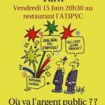Marssac-sur-Tarn : Où va l'argent public ??