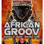 Le Garric : Concert African Groov