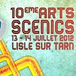 Gagnez des places pour le Festival Les Arts'Scénics de Lisle sur Tarn / Concours DTT