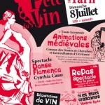 Lisle-sur-Tarn : Une Fête du Vin sous le signe de la danse flamenca