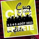 Cuq : Fête de Cuq 2012