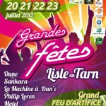 Grandes Fêtes 2012 - Lisle sur Tarn (c) Kopernic