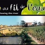 Técou : Le vin au fil de l'eau