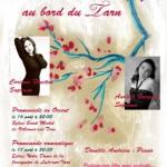 Lisle-sur-Tarn : Promenades Lyriques au bord du Tarn