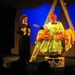 Gaillac : Des mots plein les poches, théâtre jeune public à l'auditorium